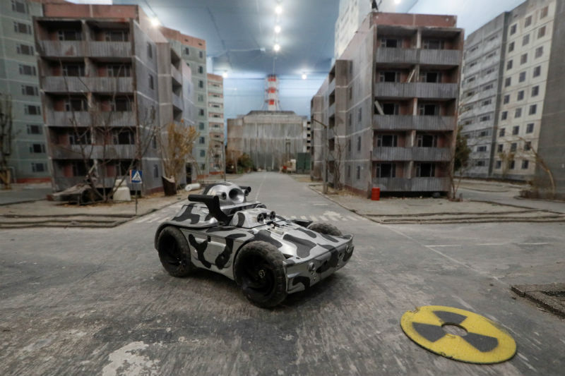 Jogo de computador dá vida a uma cidade abandonada após o desastre de Chernobyl