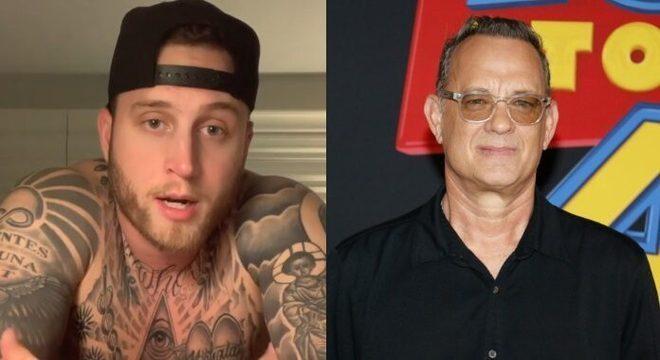 Chet Hanks, filho de Tom Hanks