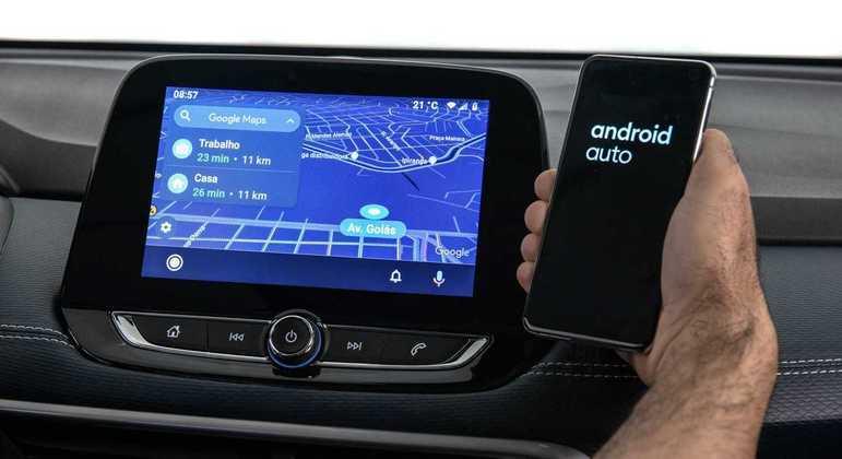 Novidade sincroniza o celular por meio de conexão Bluetooth da central multimídia