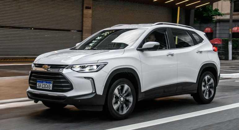 A GM irá interromper a produção dos modelos Tracker e Spin na planta de São Caetano do Sul, na grande São Paulo