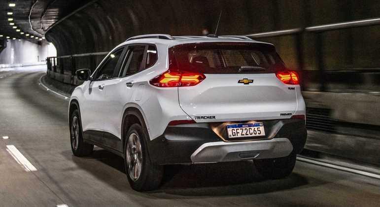 Mais de 20% dos clientes Chevrolet optam por veículos equipados com os pacotes mais avançados de segurança