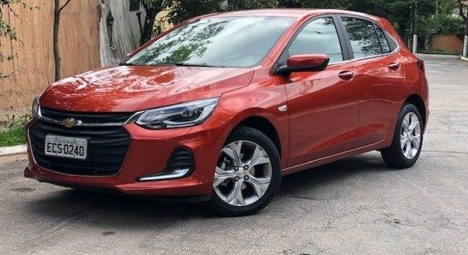 Depois de manter os preços da linha 2019 no lançamento, Chevrolet já subiu a tabela do Onix