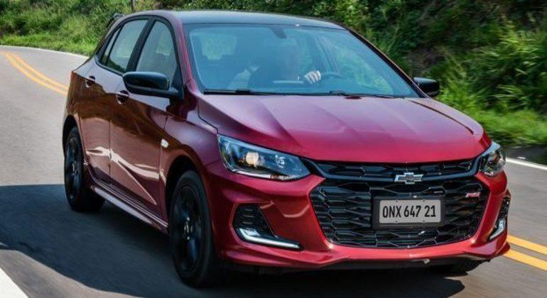 A Chevrolet retomou no último mês a produção nacional do Onix