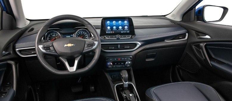 SUV tem motor 1.0 turbo de 116 cv de força e 16,8 kgfm