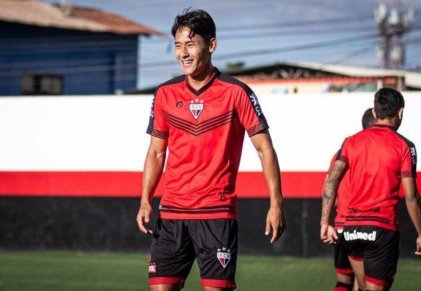 Chico - 29 anos - Atlético-GO - Meia - Contrato até: 28/02/2021 - O atleta se destacou no começo do Brasileirão e a diretoria do Dragão não sabe se irá renovar ou dispensar o atleta.