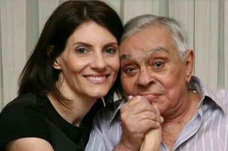 Malga Di Paula foi casada com Chico Anysio