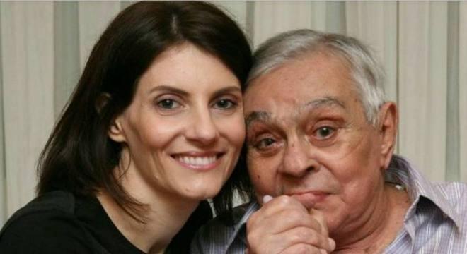 Malga di Paula rebate Mazzeo sobre questões que envolvem testamento de Chico Anysio