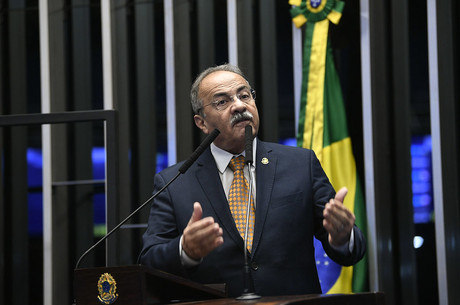 Na imagem, senador Chico Rodrigues (DEM-RR)