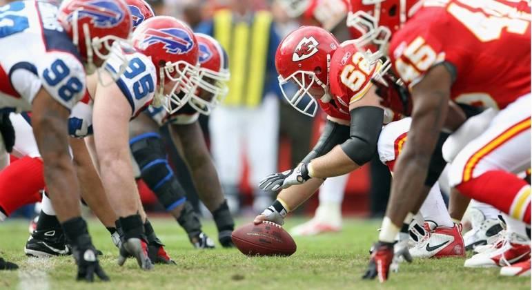 Na decisão da Americana, Bills 14 X 38 Chiefs
