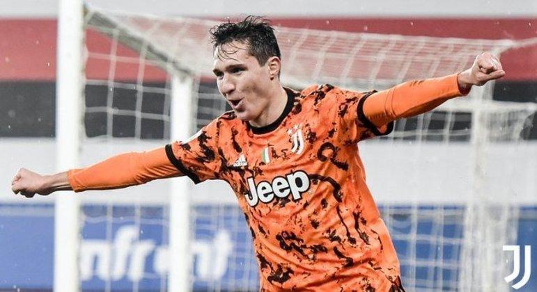 """Chiesa, da Juventus, mais uma """"rete"""" importantíssima"""