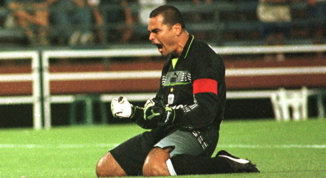 Chilavert jogou Copas do Mundo de 1998 e 2002