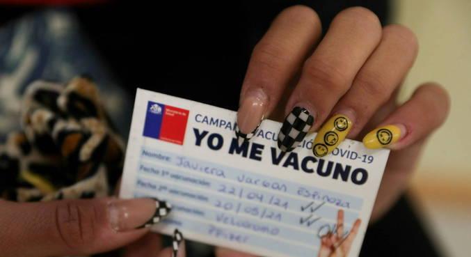 Chile tem uma das campanhas de vacinação mais eficientes do mundo