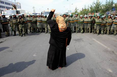 A China nega qualquer violação de direitos humanos