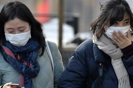 Novo coronavírus provoca problemas respiratórios