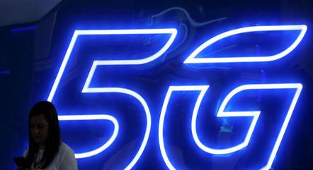 Leilão de 5G está previsto ainda para o 1º semestre
