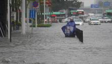 Chuvas torrenciais deixam 25 mortos na região central da China