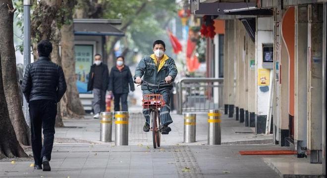 Maioria dos casos está concentrada na província de Hubei