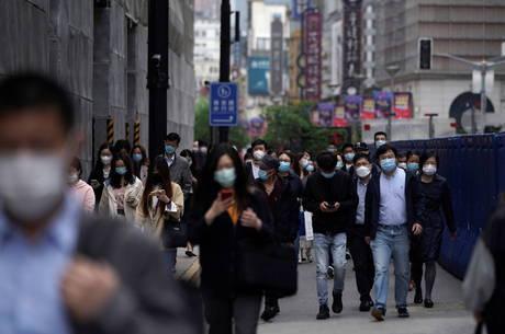 China não tem mortes nas últimas 24 horas