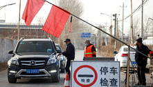 Cidade chinesa entra em lockdown para conter coronavírus