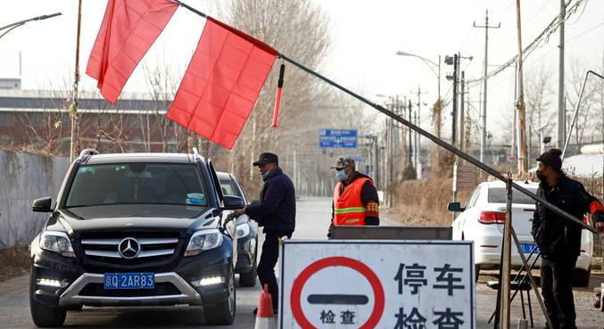 China deixa outra cidade em lockdown para conter covid-19