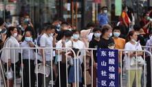 China tem maior número de casos de covid-19 desde janeiro