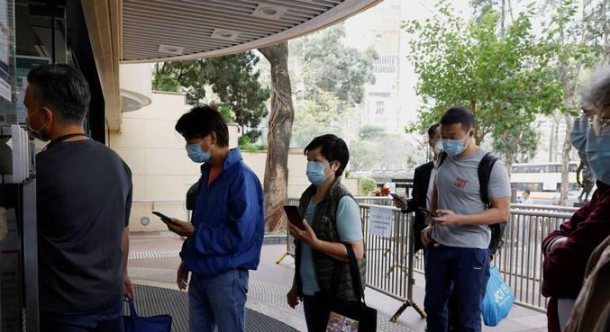 China registra mais 10 casos importados de covid-19