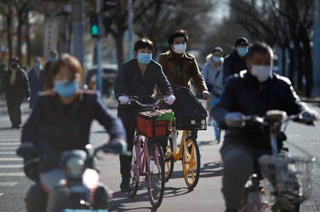 Número de infecções na China continental é de 81.394