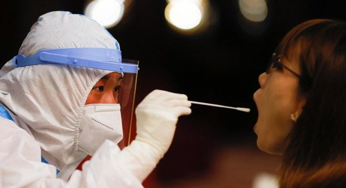 China vai confinar e testar cidade após 6 casos positivos de covid-19