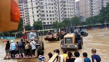Balanço de mortos nas inundações na China sobe para 51