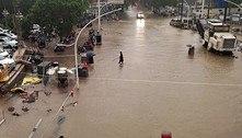 Barragem pode se romper a qualquer momento na China