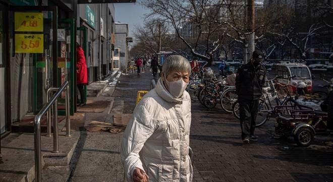 China já registrou mais de 30 mil pessoas infectadas pelo novo coronavírus
