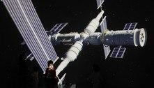 China lança protótipo de robô capaz de capturar lixo espacial