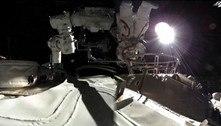 Astronautas da China fazem 1ª caminhada espacialdesde 2008