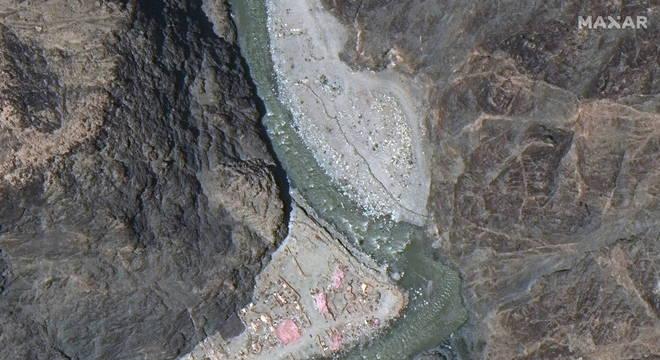 Região do Himalaia é disputada pela China e pela Índia