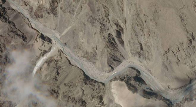 China e Índia nunca entraram em acordo sobre região de Ladakh, na fronteira