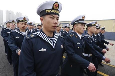 China é potência militar em ascensão