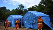Terremoto na China deixa pelo menos 3 mortos emYunnan