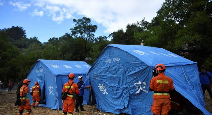 Terremoto na China deixa pelo menos 3 mortos e 27 feridos