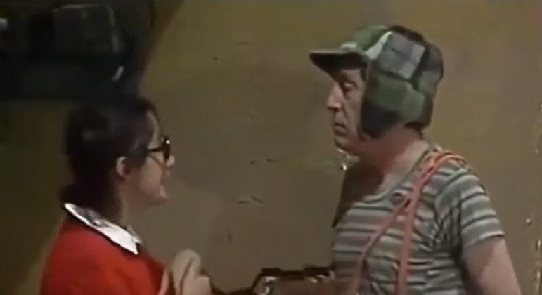 Chiquinha não aparecia mais nos episódios. Isso aconteceu pois a atriz Maria Antonieta de las Nieves ficou grávida, no ano de 1974, e teve que ficar um período longe da profissão.