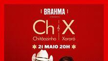 Chitãozinho e Xororó anunciam live: 'A primeira do ano!'