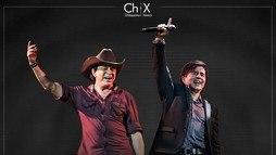 Chitãozinho e Xororó falam sobre homenagem em filme Coração de Cowboy ()