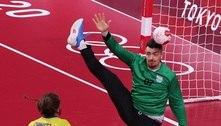 Brasil supera a Argentina e vence a primeira no handebol masculino