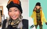 A campeã de snowboardChloe Kim pode até ser jovem, mas já inspira toda uma geração