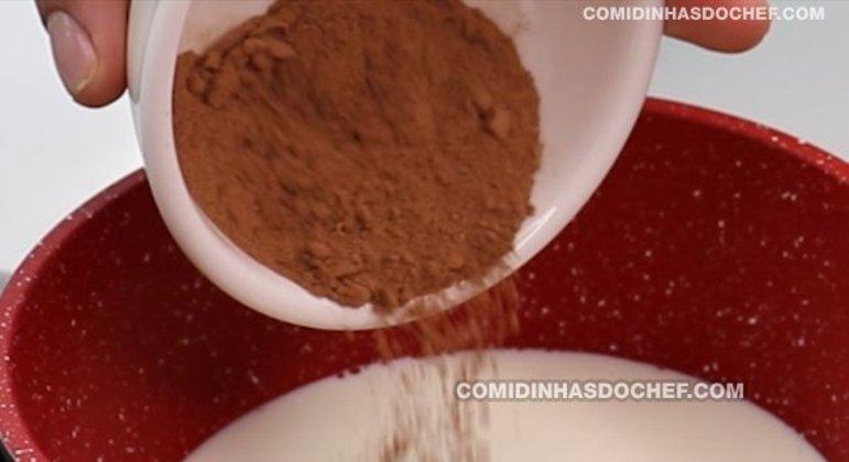 Chocolate Quente Para Festa Junina