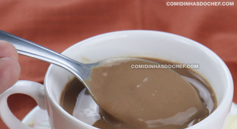 Chocolate Quente SEM Canela