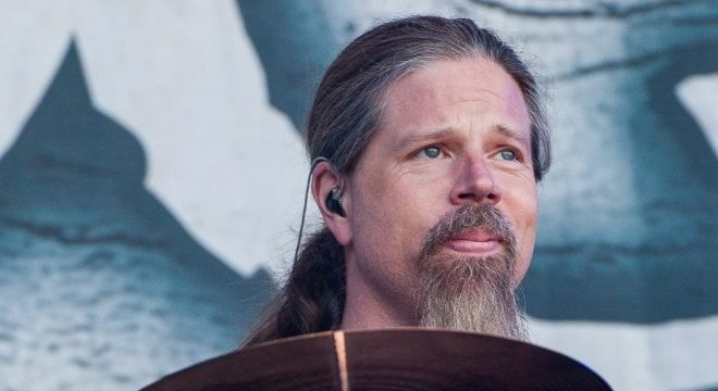 Chris Adler, baterista do Lamb Of God