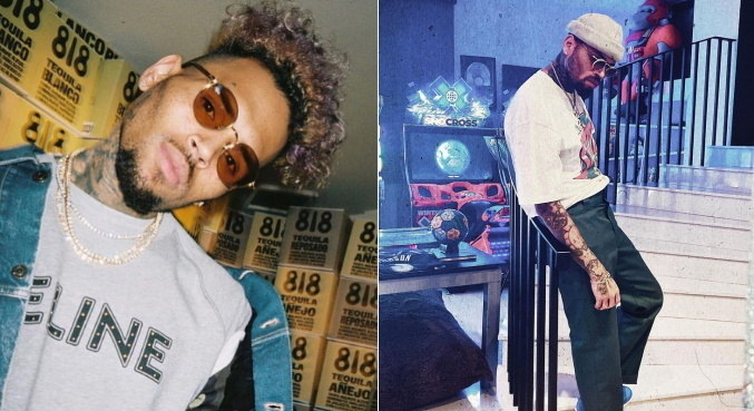 Chris Brown será investigado pela polícia de Los Angeles, nos EUA