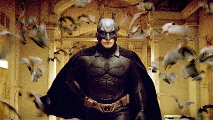 Christian Bale, Batman Begins (2005), Batman: O Cavaleiro das Trevas (2008) e Batman: O Cavaleiro das Trevas Ressurge (2012): sob direção de Christopher Nolan, o ator britânico fez história e protagonizou a elogiada trilogia sobre o super-herói da DC ComicsVeja:No cinema, Christian Bale foi o melhor Batman