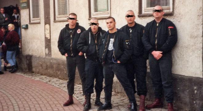 Banda de Picciolini chegou a se apresentar na Alemanha
