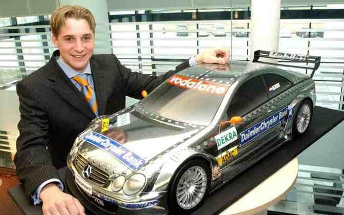 Christijan Albers foi vice-campeão do DTM em 2003, antes de passar pela F1.
